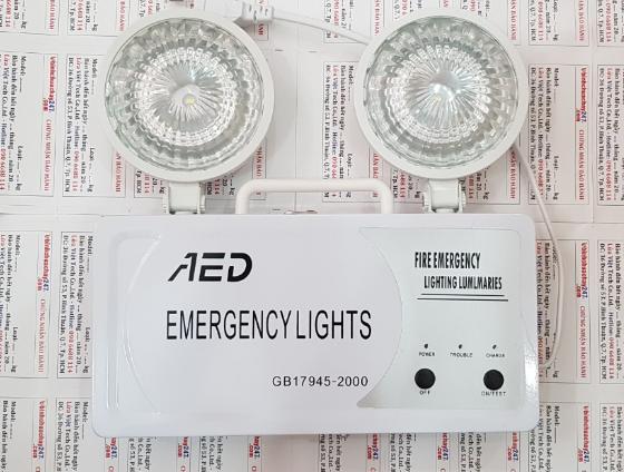 Đèn chiếu sáng sự cố khẩn cấp AED chất lượng, giá rẻ loại 1