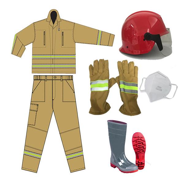 trang phục chữa cháy theo thông tư 48 tại tphcm