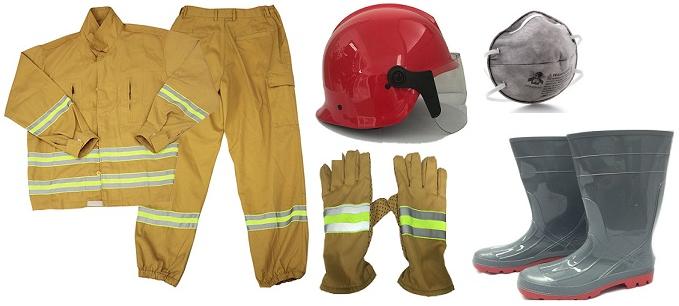 quần áo chữa cháy giá rẻ
