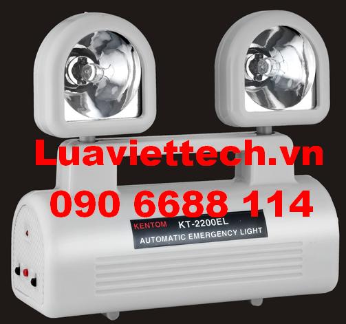 Đèn chiếu sáng sự cố khẩn cấp Kentom KL-2200
