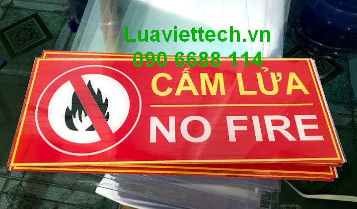 cấm lửa luaviettech