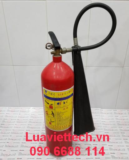 bình chữa cháy mt5 giá rẻ tại Luaviettech