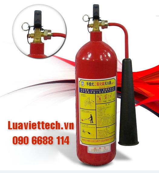 bình chữa cháy khí co2 giá rẻ