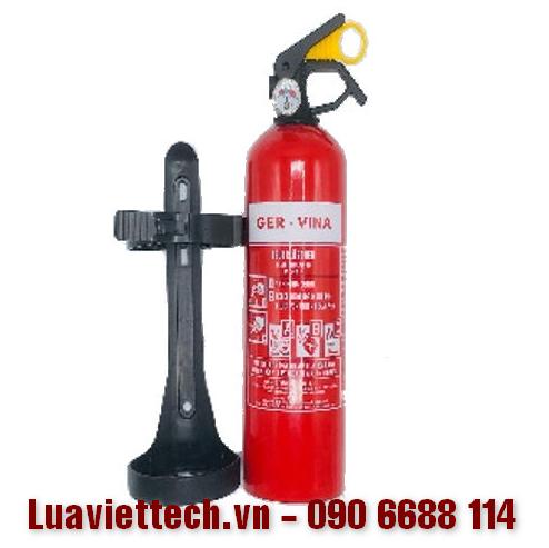 bình chữa cháy gervina 1kg mini