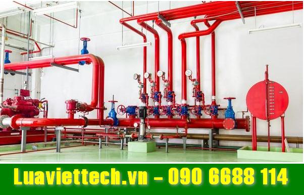 bảo trì, bảo dưỡng sửa chữa hệ thống báo cháy phòng cháy chữa cháy PCCC