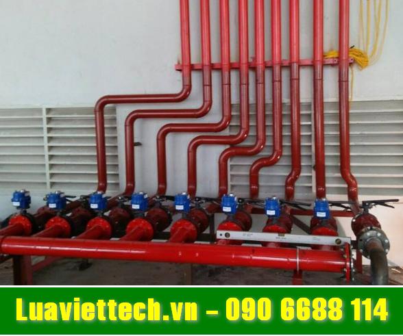 bảo trì hệ thống báo cháy pccc