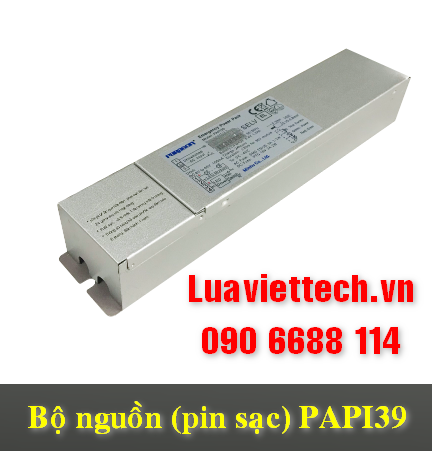 Bộ nguồn (pin sạc) PAPI39