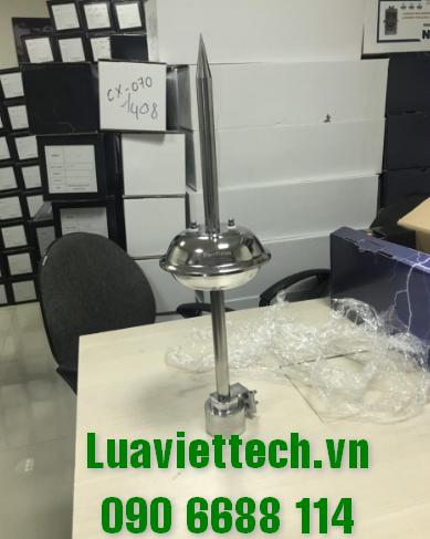kim thu sét hoặc các phụ kiện, trang thiết bị lắp đặt kim thu sét