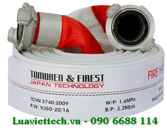Cuộn vòi chữa cháy DN50 và DN65, lăng phun chữa cháy DN50 và DN65, khớp ngàm PCCC giá rẻ giá sỉ