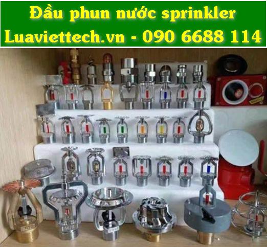 Đầu phun sprinkler hở chữa cháy phun ngang ZSTN-15 (Đồng)