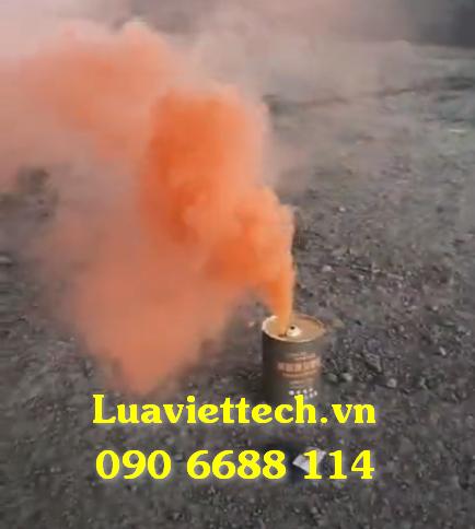 Quả tạo khói diễn tập phòng cháy chữa cháy PCCC JIAN AN TIAN DUN