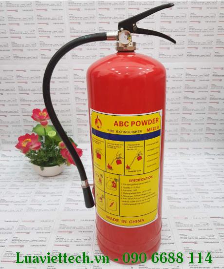 Bình chữa cháy bột ABC 8kg Renan MFZL8 CÓ KIỂM ĐỊNH