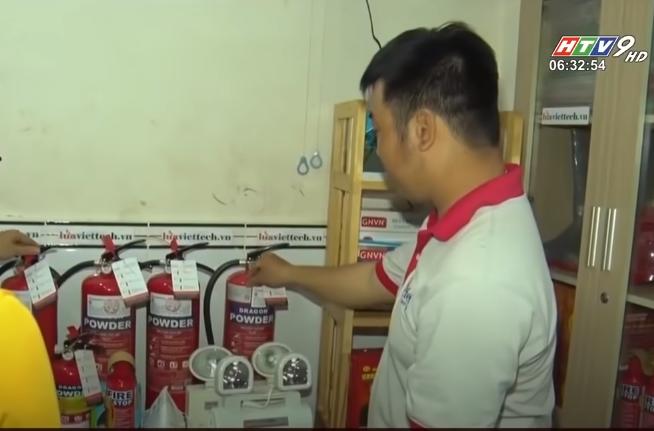 bình chữa cháy bảo dưỡng giá rẻ
