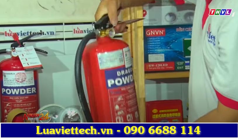 luaviettech.vn hướng dẫn sử dụng bình chữa cháy