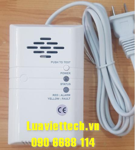 Thiết bị báo rò rỉ khí Gas HD-111 giá rẻ luaviettech
