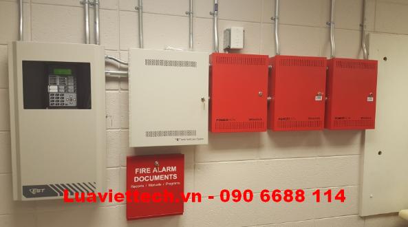 báo cháy hệ thống giá rẻ tphcm