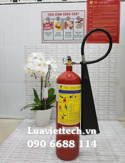 bình chữa cháy cò 5kg