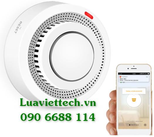 Thiết bị báo cháy wifi thông minh LV-YG400A-WIFI