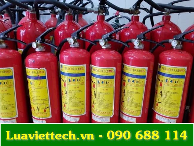 Báo giá chi tiết bình phòng cháy chữa cháy PCCC giá sỉ cho đại lý, nhà thầu mua số lượng nhiều