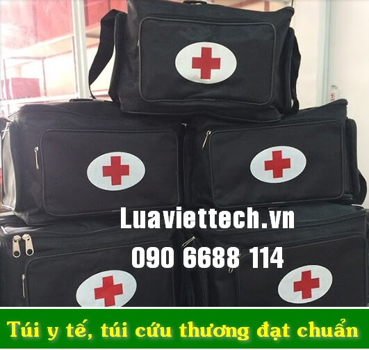Túi sơ cấp cứu, túi cứu thương chuyên dụng, túi y tế loại B dưới 50 người
