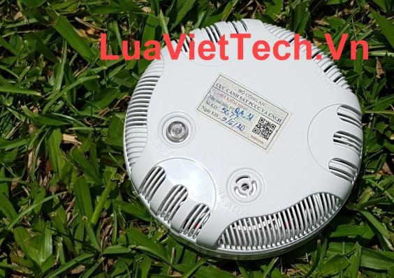 ĐẦU DÒ KHÓI BẰNG PIN BÁO TẠI CHỔ HORING QA-31, CÓ KIỂM ĐỊNH. Sản phẩm được cung cấp chính hãng bởi Luaviettech.vn với đầy đủ chế độ bảo hành.