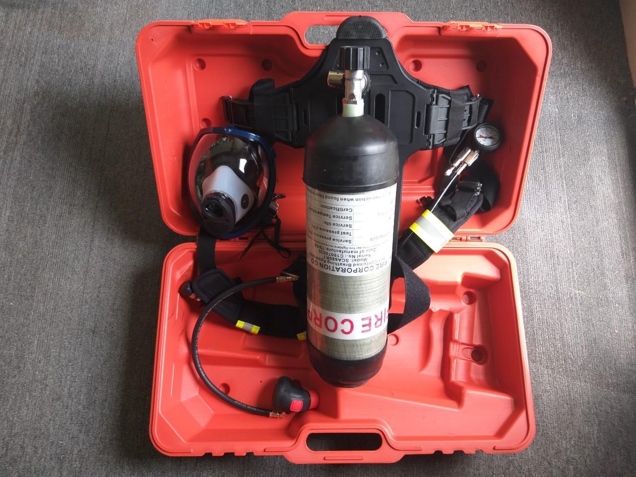 Bình dưỡng khí SCA680KT Hàn Quốc chính hãng