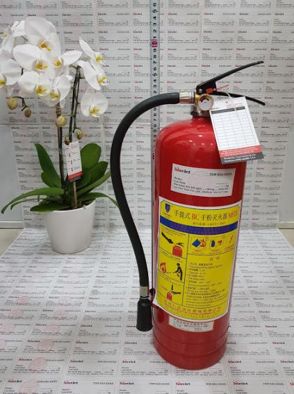 bình chữa cháy bột abc bc giá rẻ tphcm