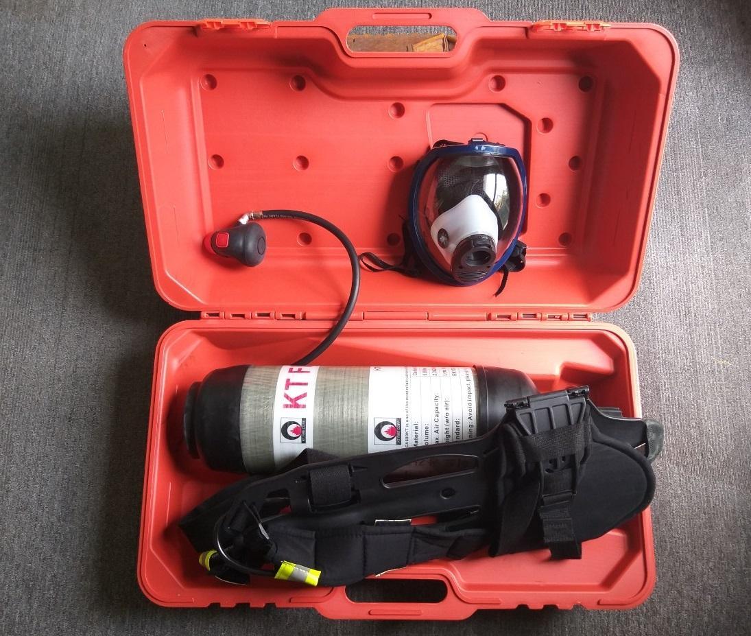 Bình dưỡng khí SCA680KT Hàn Quốc chính hãng giao hàng nhanh