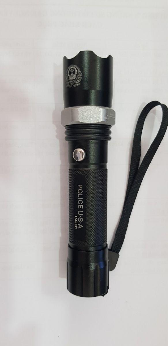 Đèn pin chuyên dụng phòng cháy chữa cháy Gree Q5, Police TM-001 chính hãng