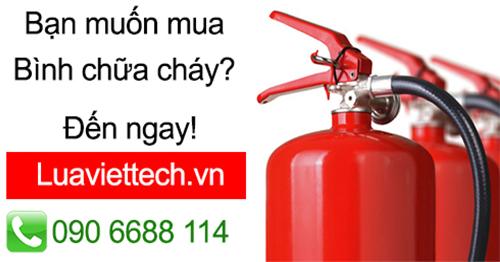 bình chữa cháy giá rẻ 4kg
