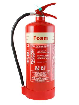 bình chữa cháy foam 9 lít