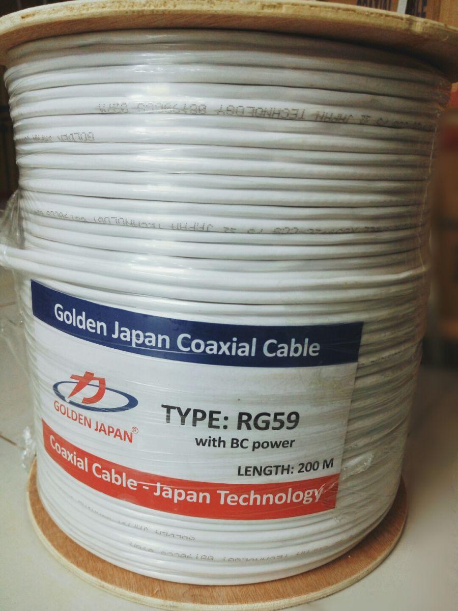 dây cáp internet golden japan