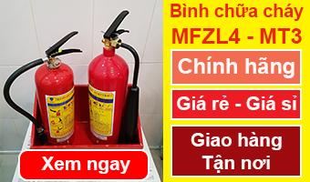 bình chữa cháy giá rẻ cho thuê
