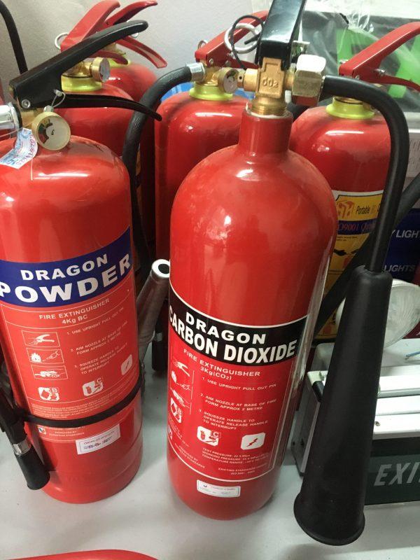 bình chữa cháy cũ giá rẻ