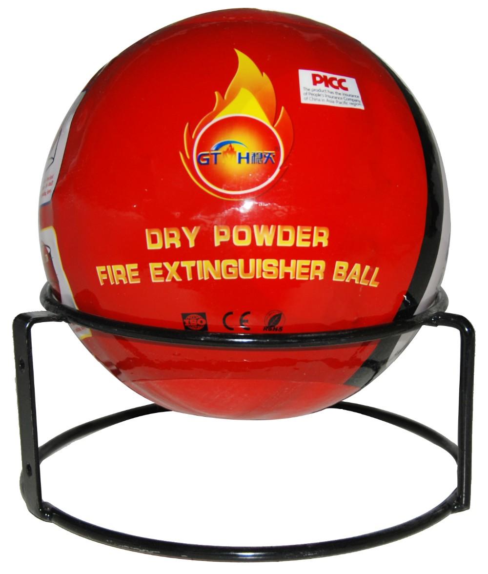 quả cầu chữa cháy tự động dry powder