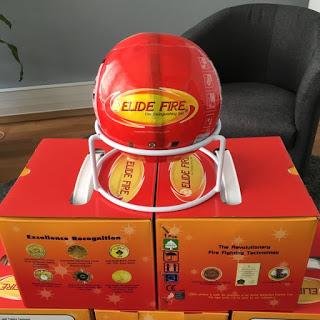 bóng cứu hỏa