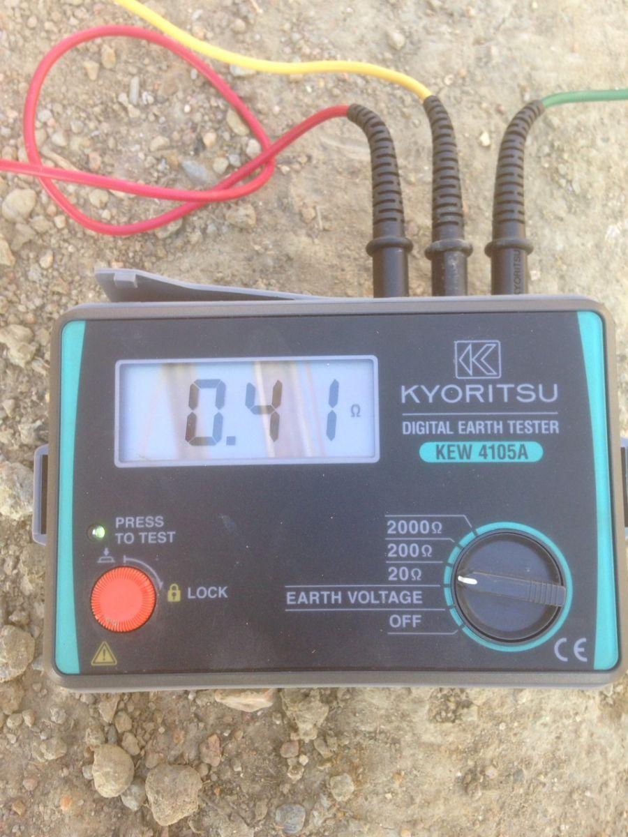 máy đo điện trở đấy giá rẻ