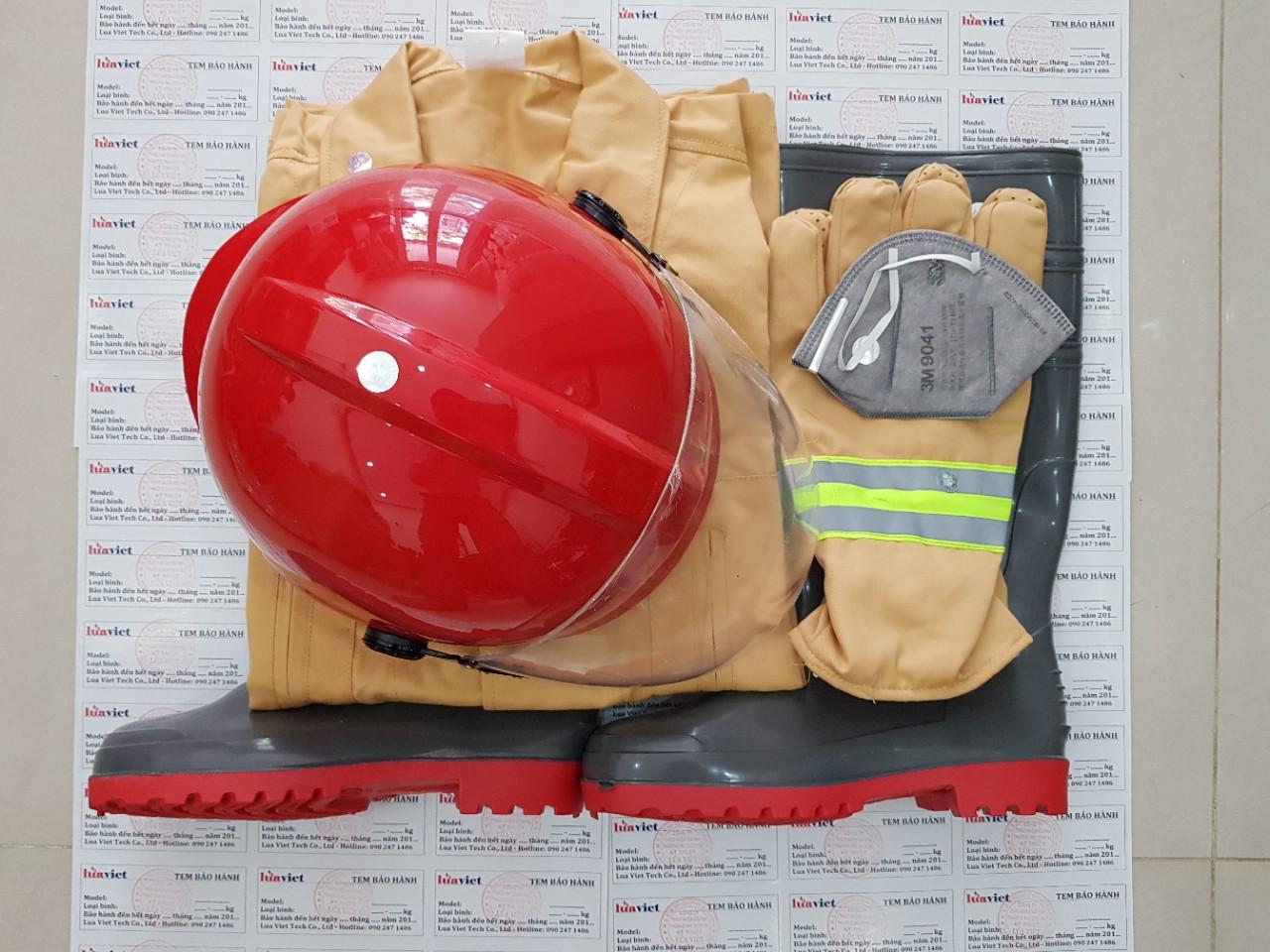 quần áo chữa cháy tt48