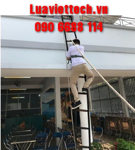 thang dây thoát hiểm khẩn cấp giá rẻ