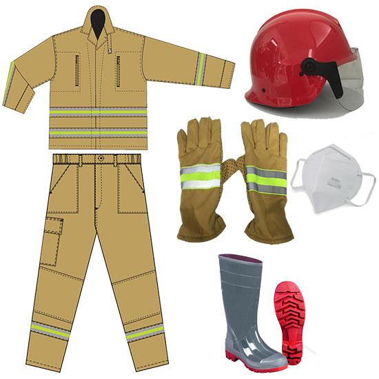 trang phục phòn cháy chữa chay PCCC luaviettech